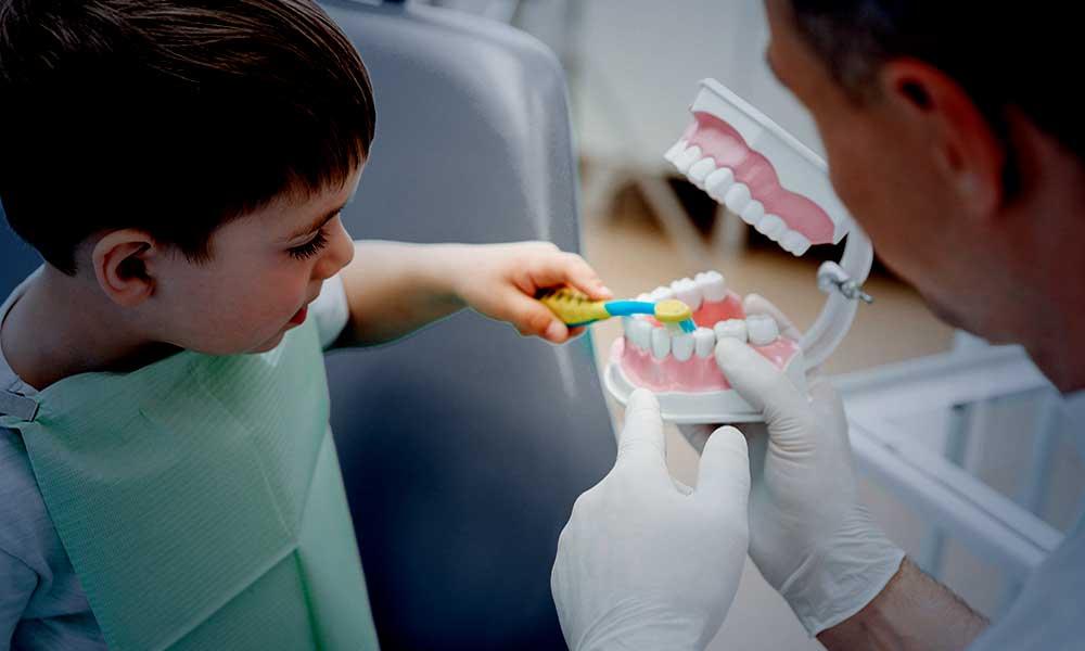 профилактическое лечение зубов у детей